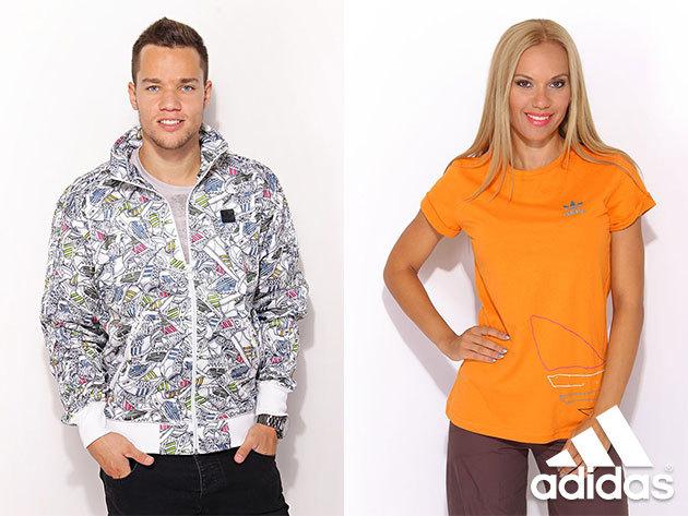 ADIDAS férfi és női mellények, pulóverek, pólók, nadrágok - minőségi sportruházat OUTLET áron