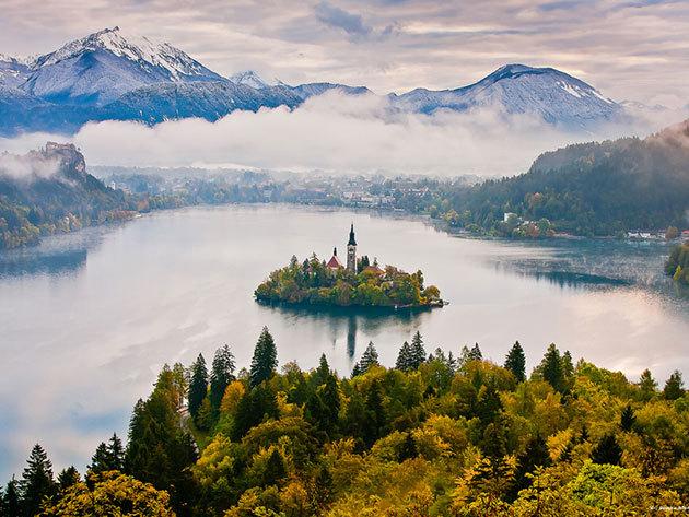 Szlovénia, Hotel Krek*** - kalandok Bled csodás környékén - 3 vagy 4 nap szállás reggelivel, 1x vacsorával 2 fő részére