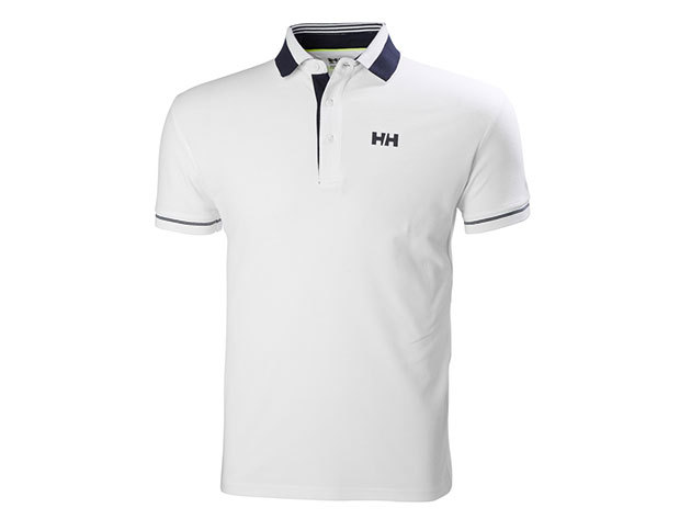 Helly Hansen HP SHORE POLO WHITE S (53013_001-S)