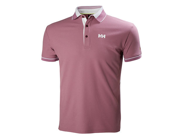 Helly Hansen HP SHORE POLO DUSKY ORCHID S (53013_268-S)