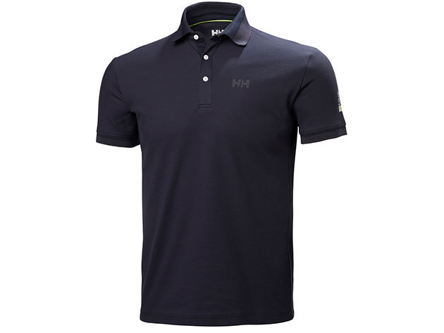 Helly Hansen HP SHORE POLO GRAPHITE BLUE S (53013_994-S)