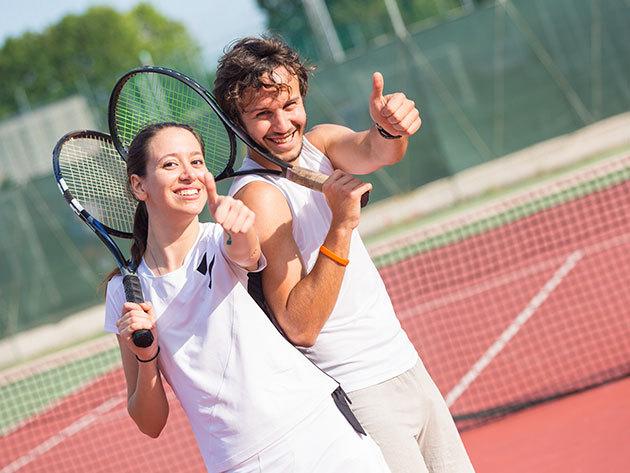 Tenisz oktatás - 10 alkalom / fő
