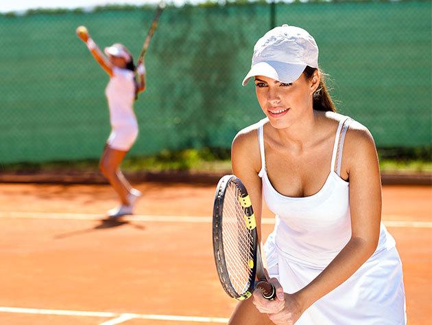 Tenisz  - egyéni és csoportos oktatás - 1, 5 vagy akár 10 alkalom felnőttek és gyerekek, kezdők és haladók számára / X. ker.