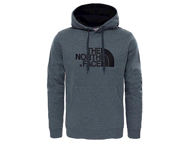 The North Face férfi pulóver DREW PEAK PUL GREY - T0AHJYLXS XXL-es (UTÁNRENDELÉSRE)