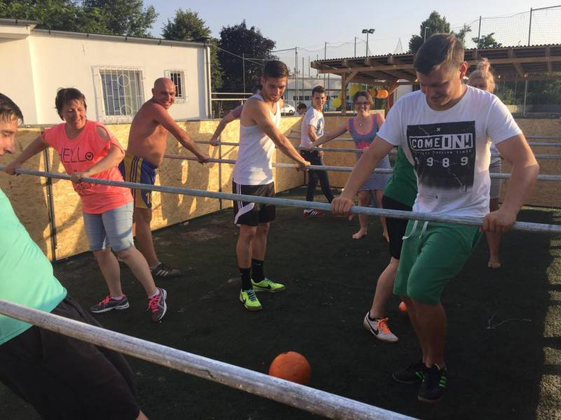 Élő csocsó barátaiddal, kollégáiddal a Poolball Hungary szervezésében 2-10 főig, 2 órás program