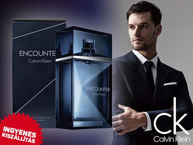Calvin Klein férfi parfümök: Obsession, Reveal, Encounter illat változatok - ingyenes kiszállítással