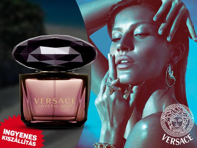 Versace női parfümök: Yellow Diamond és Crystal illat változatok, Versense - eredeti termékek nagy kedvezménnyel és ingyenes házhoz szállítással