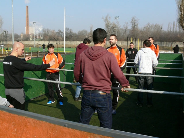 Élő csocsó barátaiddal, kollégáiddal a Poolball Hungary szervezésében 2-10 főig, 2 órás program / IX. ker.