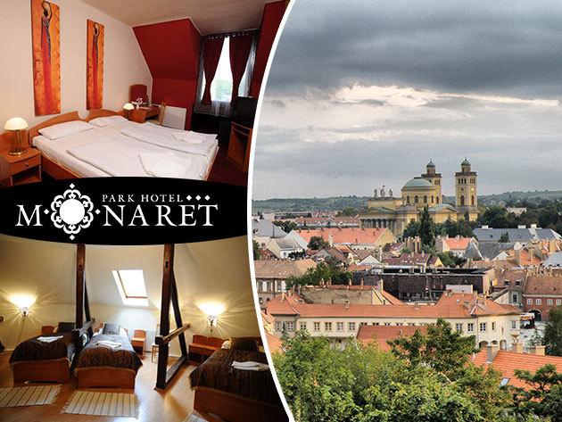 Eger, Park Hotel Minaret*** - 3 nap/2 éjszaka szállás 2 főnek félpanziós ellátással / felhasználható december 20-ig