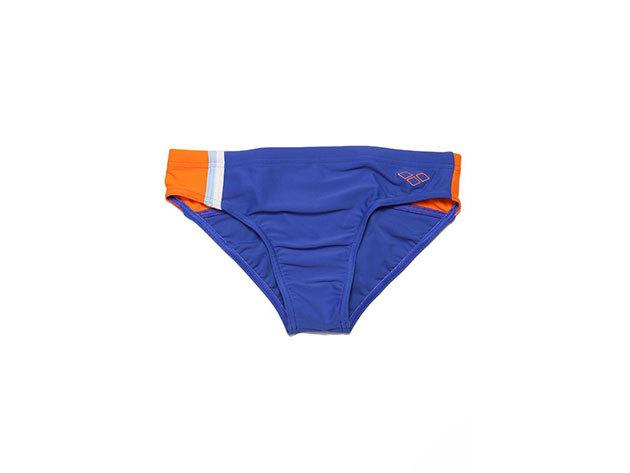 Arena Stomy I Jr - fiú úszónadrág, kék - 03509-70 - 176