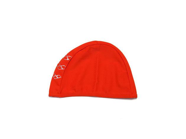 Arena Cap Mix - szövet gyerek úszósapka, piros 93905-25