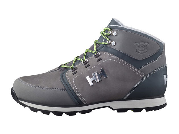 Helly Hansen KOPPERVIK MID GREY / EBONY / LIGHT EU 40.5/US 7.5 (10990_800-7.5)