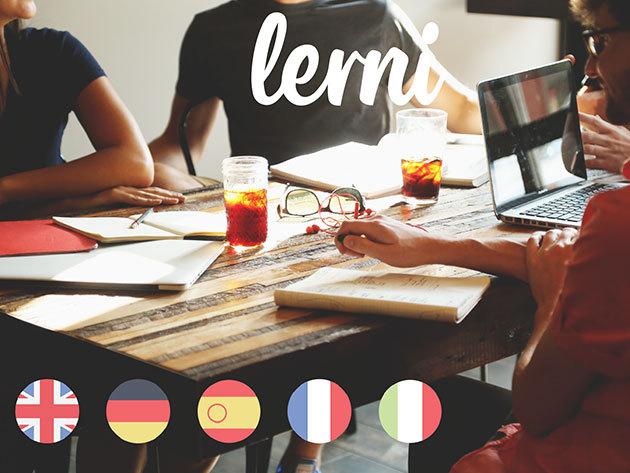 3 hónapos nyelvi kurzus a Lernitől