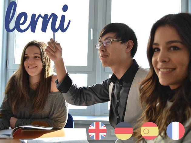6 hónapos nyelvi kurzus a Lernitől