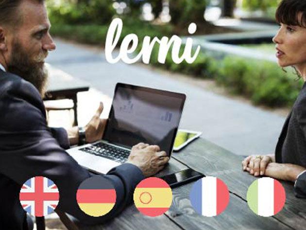 12 hónapos nyelvi kurzus a Lernitől