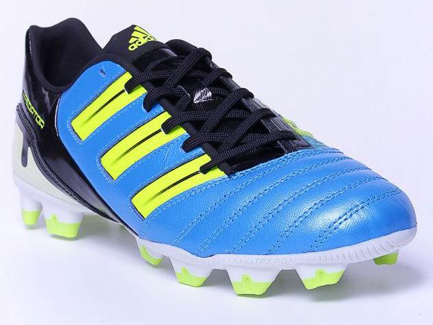 Adidas P Absolion Trx Fg - férfi futballcipő - kék G40903 - 40 2/3
