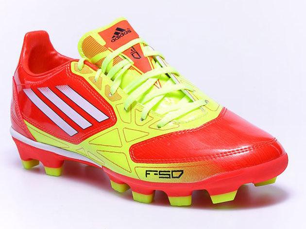 Adidas F10 Trx Hg - férfi futballcipő - narancssárga V23923 - 39 1/3