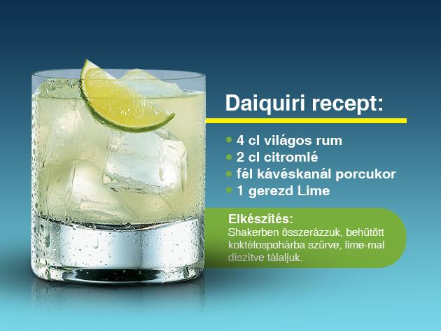 A Daiquiri bár szettel garantáltan te leszel a koktélkészítés legjobbja.