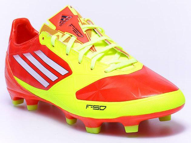 Adidas F30 Trx Fg - férfi futballcipő - narancssárga V24845 - 42