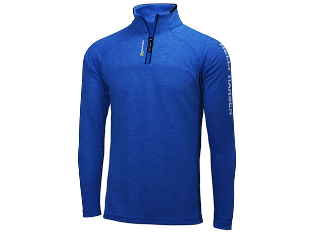 Helly Hansen HP 1/2 ZIP PULLOVER - OLYMPIAN BLUE - XXL (54213_563-2XL )