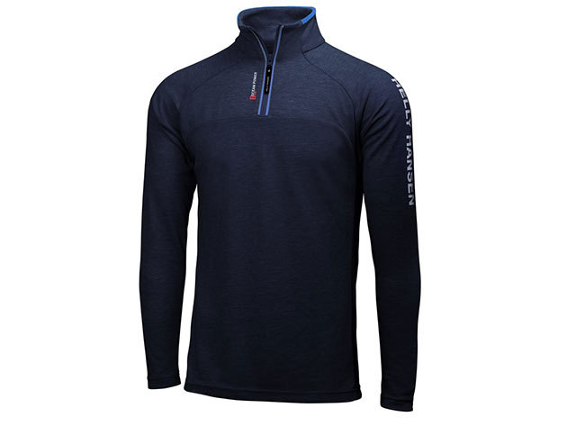 Helly Hansen HP 1/2 ZIP PULLOVER - NAVY - S (54213_597-S )