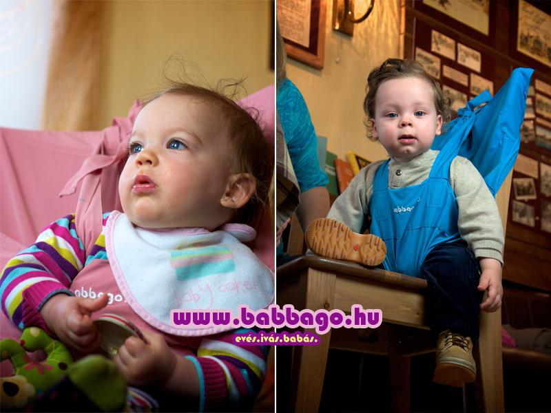 Gondot okoz utazás közben a gyermek etetése? Nálunk van a megoldás: a babbago székre tehető textil etetőszék csupán 2.400 Ft-ért!