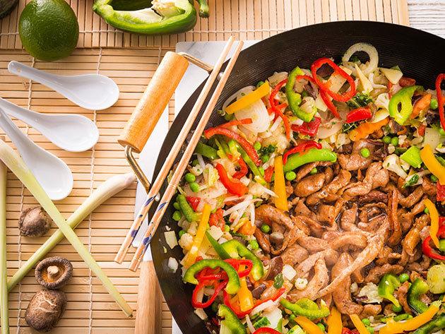 A THAI konyha kedvencei /fő