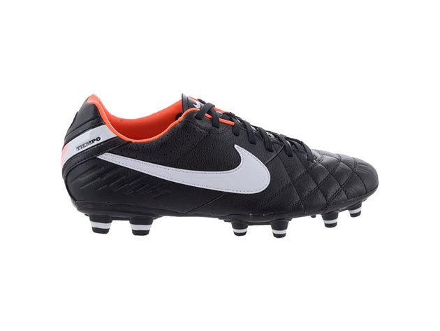 Nike Tiempo Mystic IV FG férfi futballcipő fekete 42,5 (nike_454309_018_42,5)