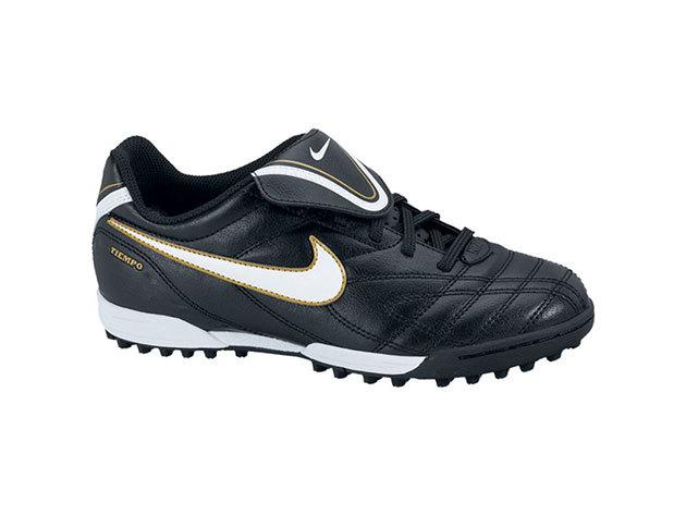 Nike JR Tiempo Natural III TF gyerek futballcipő fekete 36,5 (nike_359572_018_36,5)