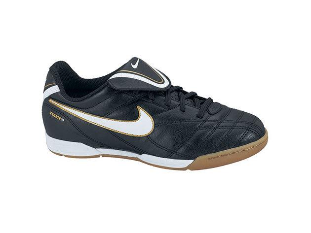 Nike JR Tiempo Natural III IC gyerek futballcipő fekete 36 (nike_359589_018_36)
