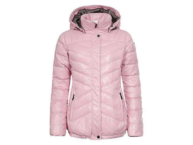 Luhta Petriikka női dzseki - rózsaszín - 636465388L_630 - 36