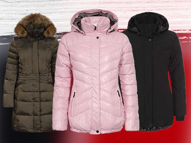 Luhta női kabátok és dzsekik OUTLET áron - limitált készlet - prémium  minőségű termékek a technika vívmányainak és a divat ötvözésével 6a040b2e03