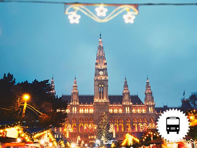 Advent Bécsben - buszos utazások számos időponttal és különleges programokkal, karácsonyi vásárokkal / fő