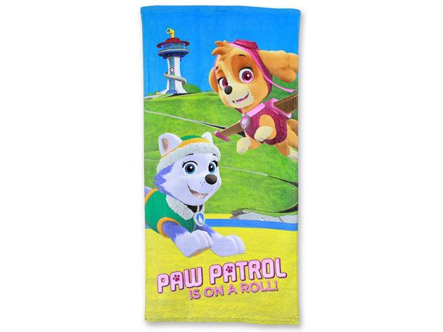 Paw Patrol (Everest és Skye) törölköző - 821-047