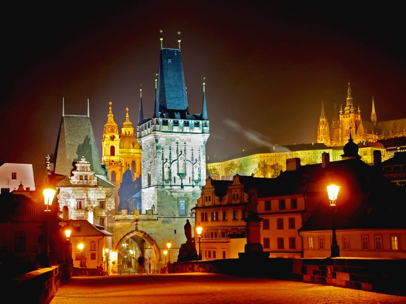 Adventi hangulatban Prágában! 1 napos buszos kirándulás december 9-én idegenvezetővel / fő