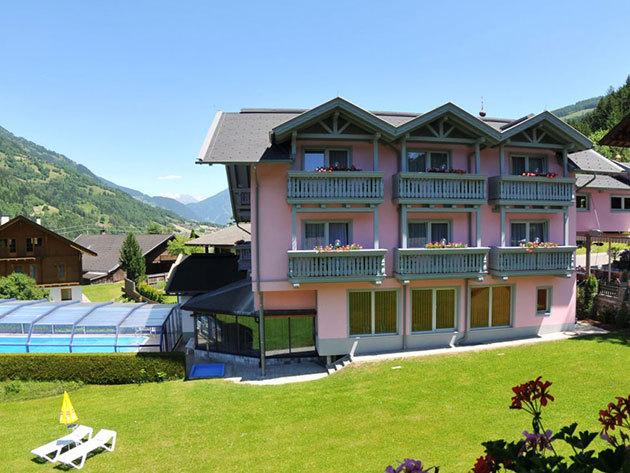Ausztria, Karintia (Moll völgye):  3 nap / 2 éjszaka szállás félpanzióval és egyéb extrákkal 2 főre - Erholungshotel Margarethenbad Spa****