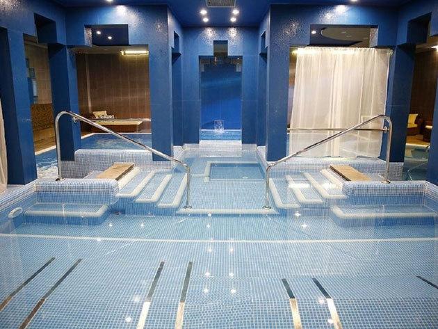 Győr, Golden Ball Club Wellness Hotel & Spa**** - 3 nap / 2 éjszaka szállás 2 főre félpanziós ellátással és wellnesszel