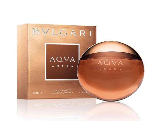 Bvlgari - Aqva Amara, Eau De Toalett férfiaknak (50 ml)