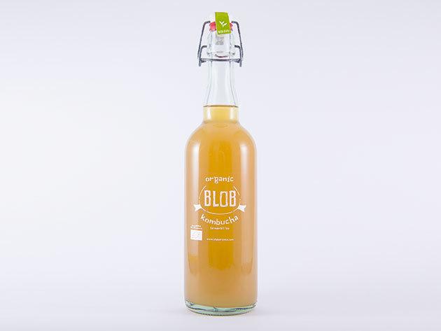 Bio Natúr zöld tea 750ml