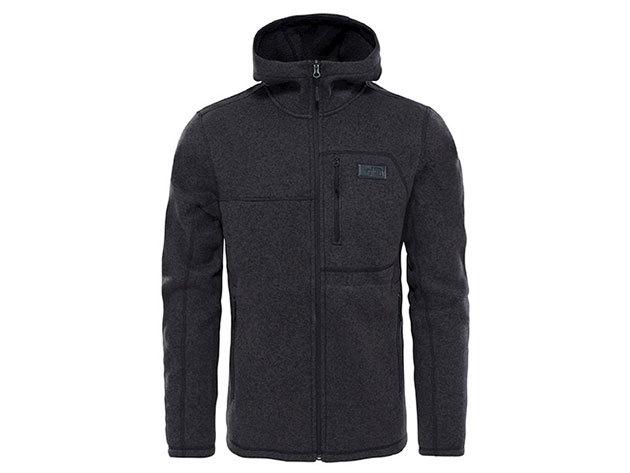 The North Face férfi pulóver GORDON LYONS HDY TNF BLACK - T933R4KS7 - XL - AZONNAL ÁTVEHETŐ
