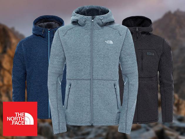 The North Face férfi kapucnis pulóverek: ZERMATT és GORDON fazonok, prémium minőségben a hideg napokra (L-XL) / egyes típusok azonnal átvehetőek