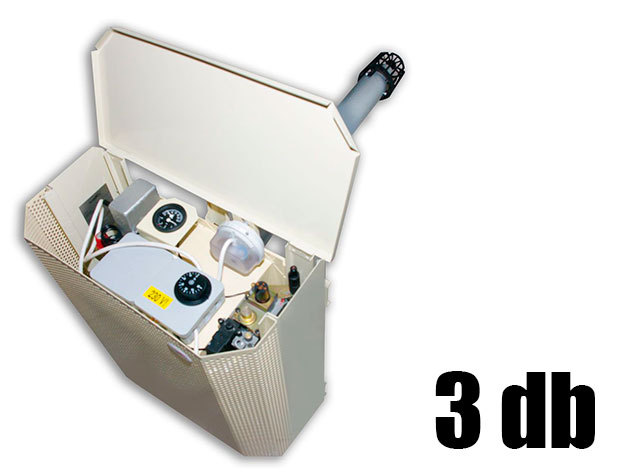 Konvektor átvizsgálása, tisztítása és felkészítése a fűtési szezonra (3 db)