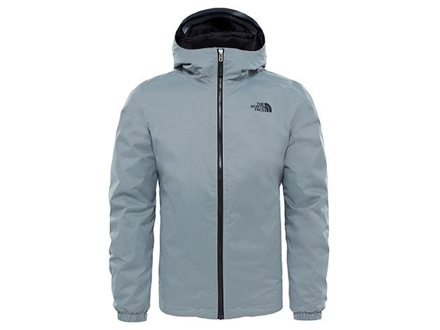 The North Face férfi kabát QUEST INSULATED JACKET GREY - T0C302NRS L-es (AZONNAL ÁTVEHETŐ)