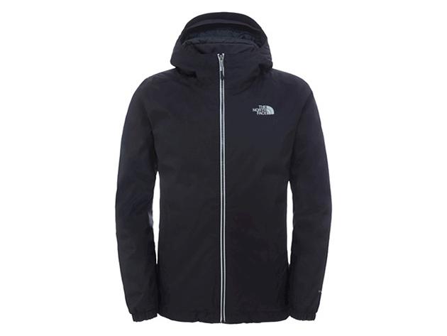 The North Face férfi kabát QUEST INSULATED JACKET TNF BLACK - T0C302JK3 - XL - AZONNAL ÁTVEHETŐ