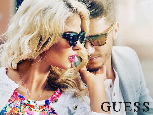GUESS női és férfi napszemüvegek tokkal, outlet áron - divatos modellek UV védelemmel