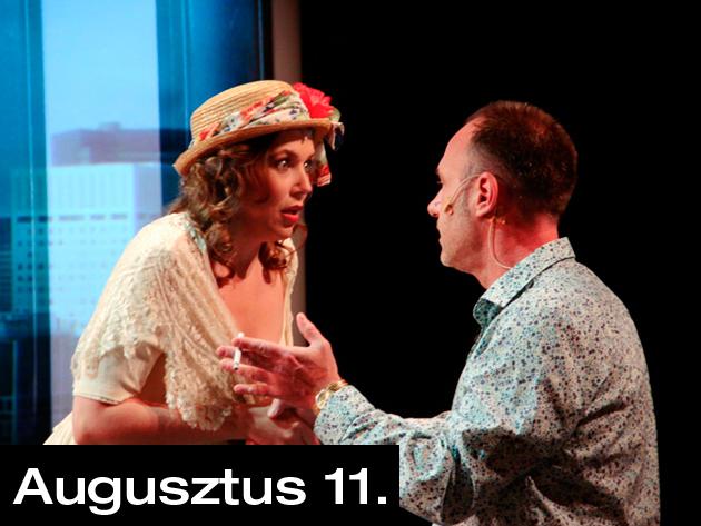 Neil Simon – Marvin Hamlisch: Kapj el! - 2012. augusztus 11. 20:00 óra