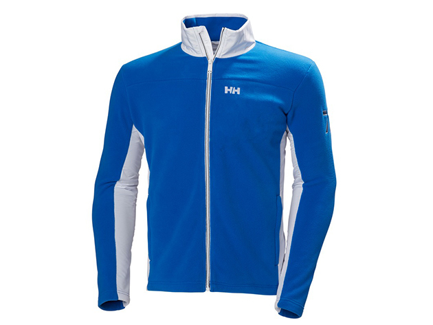 Helly Hansen COASTAL FLEECE JACKET OLYMPIAN BLUE XL (53016_563-XL)