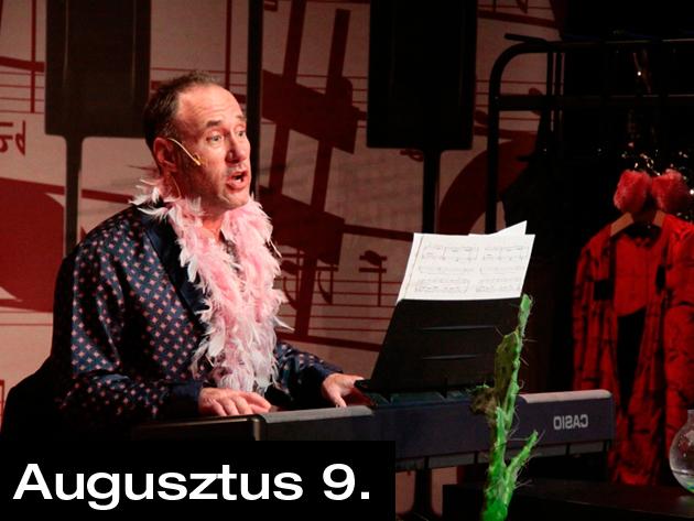 Neil Simon – Marvin Hamlisch: Kapj el! - 2012. augusztus 9. 20:00 óra