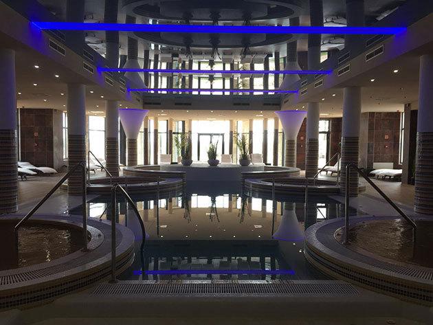 2019.04.30-ig Borostyán Med Hotel**** 4 nap 3 éjszaka (HÉTVÉGE) 2 fő részére teljes ellátással + wellness + extrák