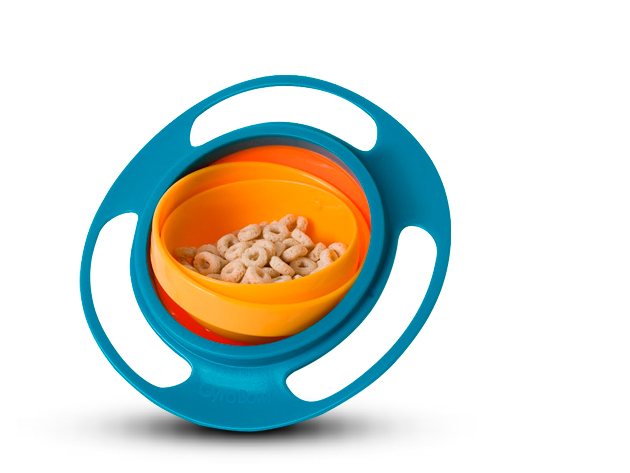 Gyro Bowl - bébi tányér